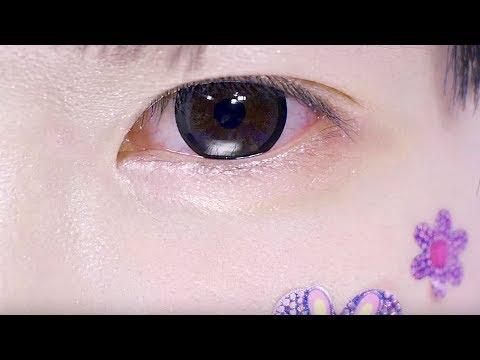 Little Girls Makeup by Hikari Shiina【with English Sub】|#大人なのに女児服着てるメイク【椎名ひかり】