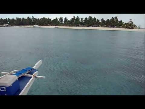 Boat Trip to Calangaman Island (near Leyte Malapascua Cebu)