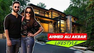 Ahmed Ali Akbar Biography - Ehd-E-Wafa Cast - Ahmed Ali Akbar Family