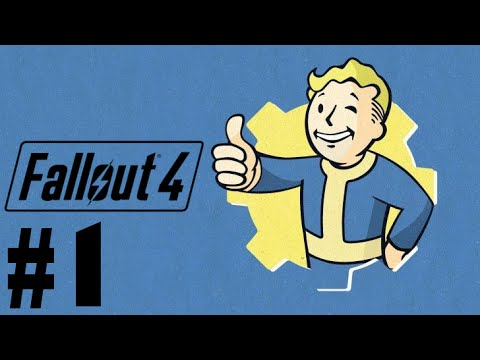 Fallout 4: The Calm Before The Storm #1