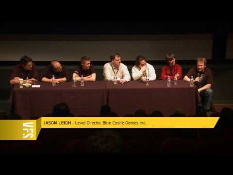 Panel Discussion: The Future of Gaming (Part 2 of 2)