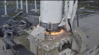 Space Station Resupply Mission Launches From Wallops