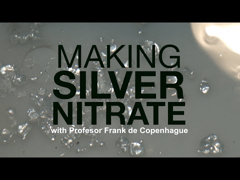 Making Silver nitrate