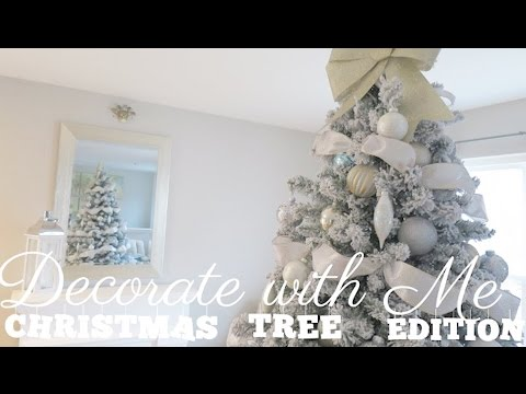 Decorate with Me ♡ Christmas Tree Edition