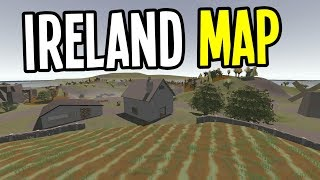 Unturned Seattle Map.Unturned New Ireland Map Server Ireland Map Multiplayer