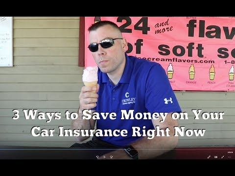 Three Ways to Lower your Auto Insurance Premium