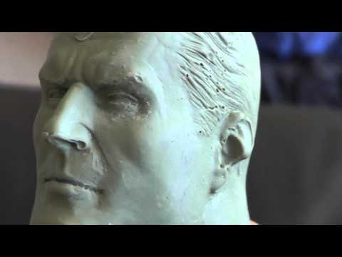 Superman Adopted Son Customization - Part 4 - Sculpting Chavant