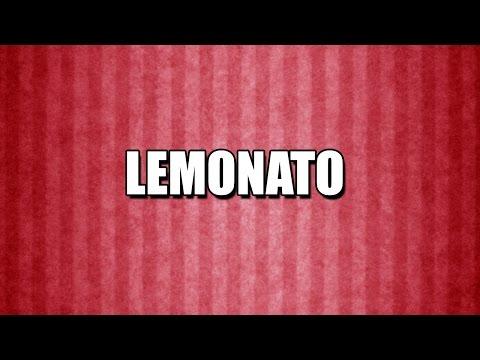 LEMONATO - MY3 FOODS - EASY TO LEARN