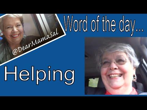 HELPING someone in stress - DearMamaSal