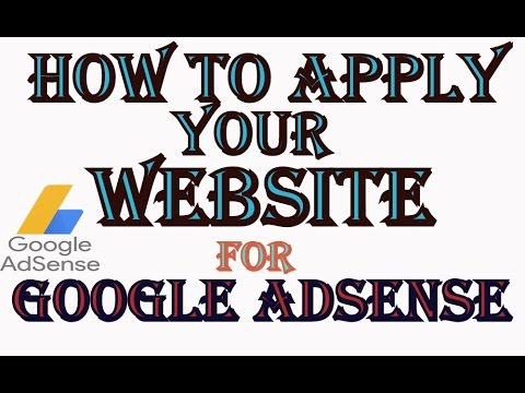 Apply your WEBSITE for GOOGLE ADSENSE - tamil complete guide
