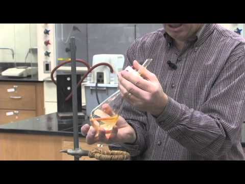Lab 4: Separation of an Organic Acid and a Neutral Compound by Extraction