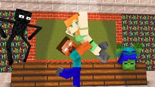 Monster School Life  - Minecraft animation