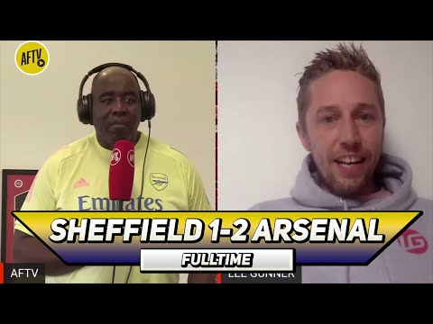 Sheffield Utd 1-2 Arsenal   Give Tierney The Armband Now! (A Buzzing Lee Gunner)