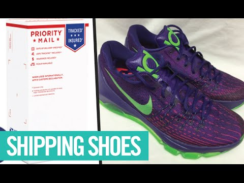 How to Ship Shoes you sold on eBay! (Cheap, Easy, Step by Step)