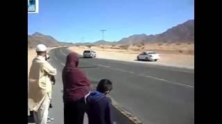 Wadi e Jinn in  Madina Miracle of ALLAH