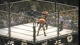 Undertaker vs. Brock Lesnar-WWE Title (Steel Cage)Pt.1