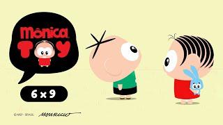 Mônica Toy | Curiosidades curiosas (T06E09)