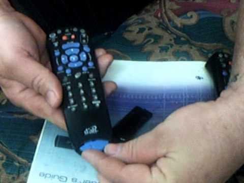 Dish network remote fix