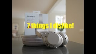 Sony WH-1000XM3 6 Months Later | One reason NOT to buy them