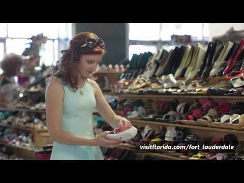 Shopping in Greater Fort Lauderdale