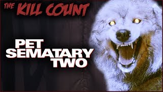 Download Pet Sematary Two (1992) KILL COUNT Video
