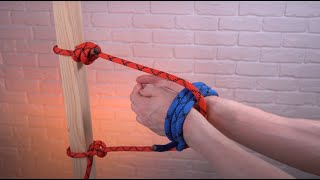 20 most usefull KNOTS in life