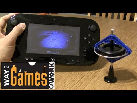 The Way Games Work - Wii U GamePad