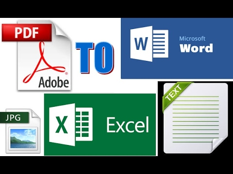 online ocr - convert text from image or pdf to editable word, excel or text