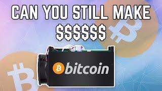 Is Bitcoin Mining Worth It?!? - December 2017