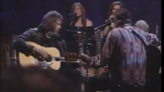 Neil Young - Long May You Run (unplugged)