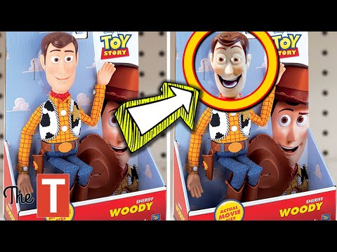 10 DISTURBING Toys That Were Caught Moving On Camera