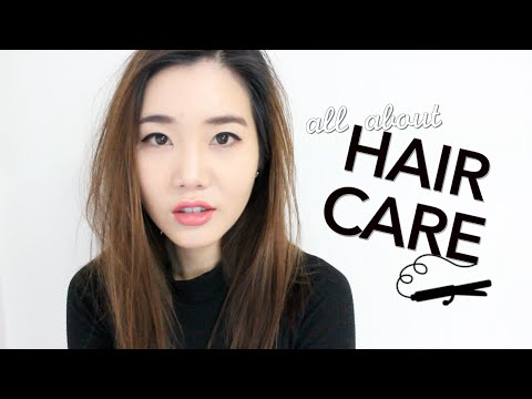 Korean Hair Care Routine