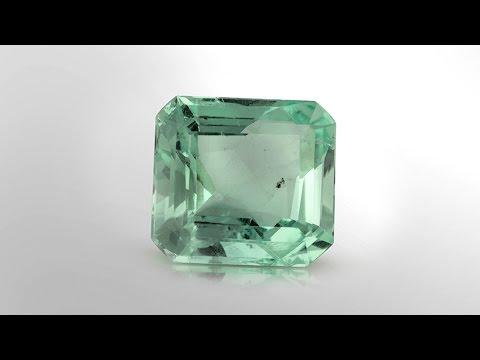 GUAARAV3661EM Top Gem Quality Colombian Emeralds