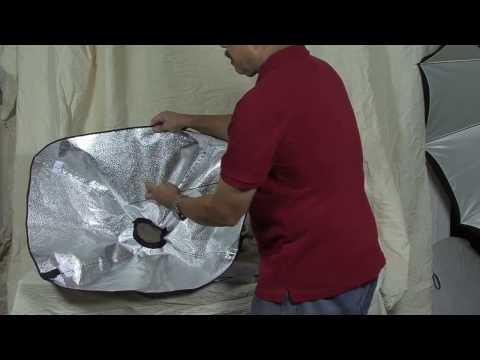 How to Assemble a Cowboy Studio Softbox