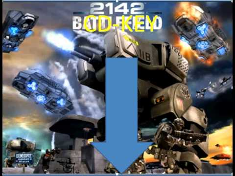 Battlefield 2142 cd key