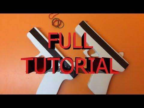 DIY Glock-17 Full Tutorial