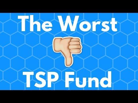 The Worst TSP Fund!
