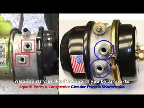 CEMEX Brake Chamber 3030 Replacement
