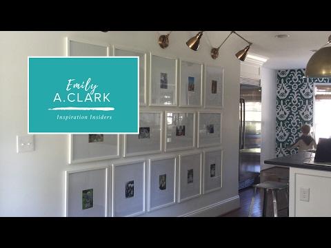 Family Gallery Wall   Emily A. Clark