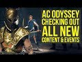 Download Video Download Assassin's Creed Odyssey DLC - Checking Out All The New Stuff (Weekly Reset February 19th) 3GP MP4 FLV