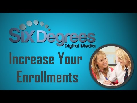 How to Increase Enrollments