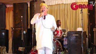 See Elesho,Muyiwa Ademola,Femi Adebayo &Others as They Talk About Saidi Balogun at His 50th Birthday
