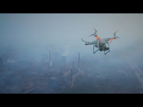 China Unknown: Fighting pollution with drones