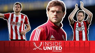 Inside United - The Sheffield United Player Podcast | Richard Stearman