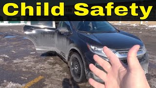 Child Safety While Driving-Lesson For Drivers