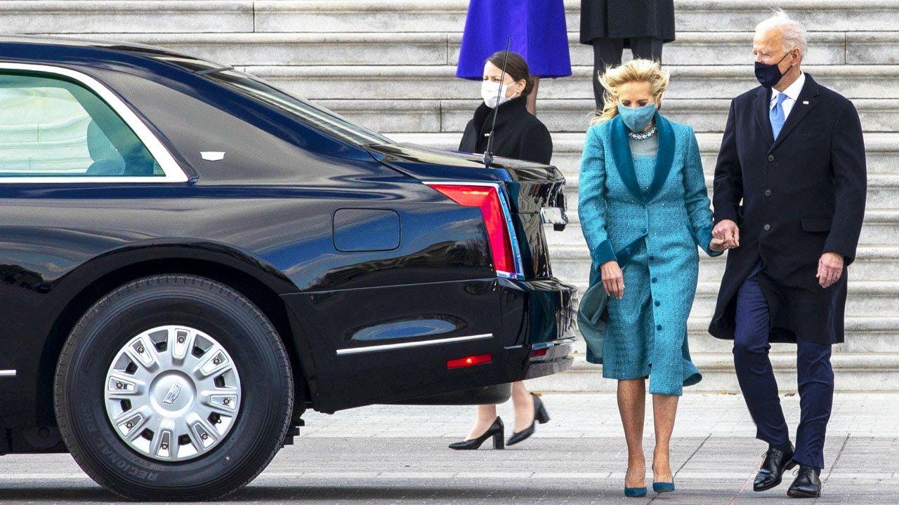 Presidential Inauguration of Joe Biden and Kamala Harris