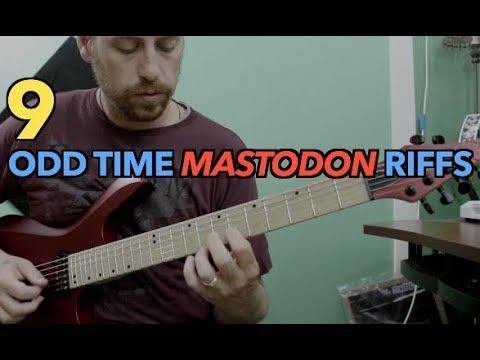 9 Odd Time Mastodon Riffs