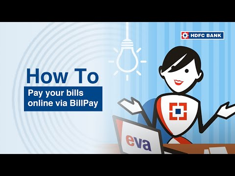 How to pay your bills and recharge online using BillPay on NetBanking?