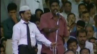 Why God Created Disabled People In The World - Dr Zakir Naik Peace Conference Chennai 2002