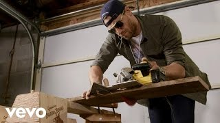 Chase Rice - Woodworking With Chase Rice (Vevo LIFT)